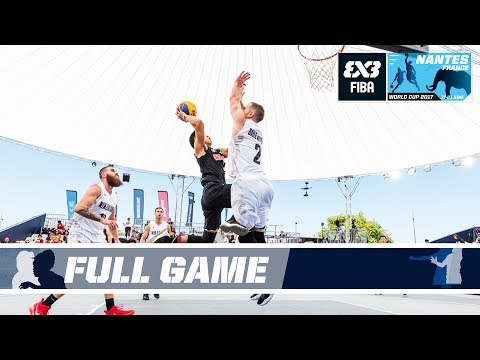 Indonesia shock New Zealand - Full Game - FIBA 3x3 World Cup