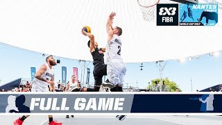 Download lagu Indonesia shock New Zealand - Full Game - FIBA 3x3 World Cup