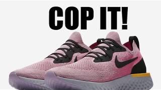 d78fb2464e5f7 Nike Epic Flyknit React