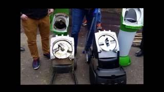 видео Как выбрать садовый измельчитель