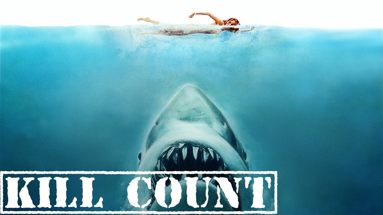 Kill Count Jaws Youtube