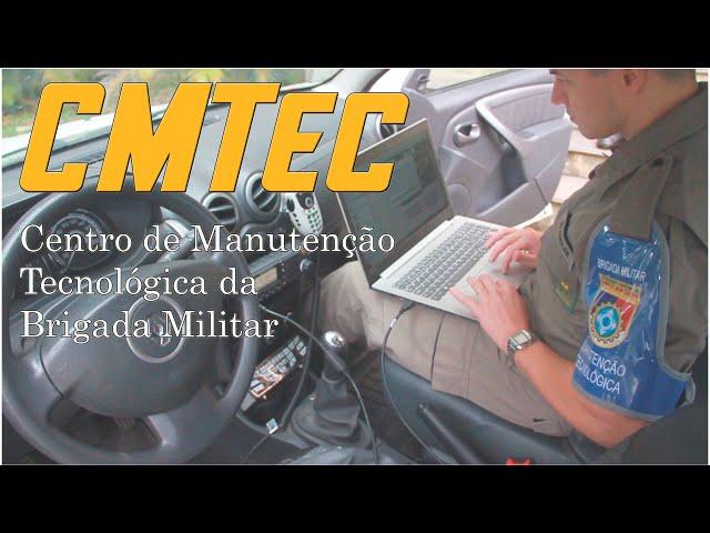 Centro de Manutenção Tecnológica da Brigada Militar