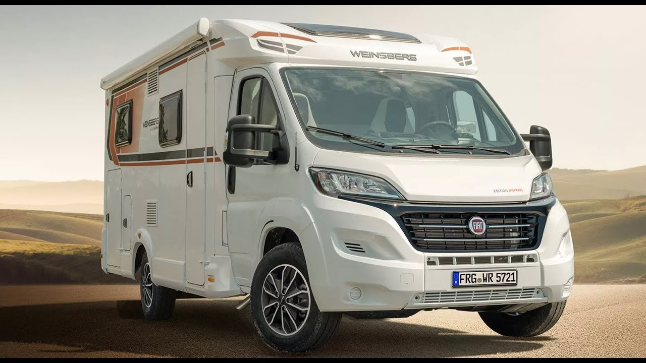 Weinsberg Pepper Wohnmobil 9 Caracompact 9 MEG 9 Teilintegriert  Wohnmobil