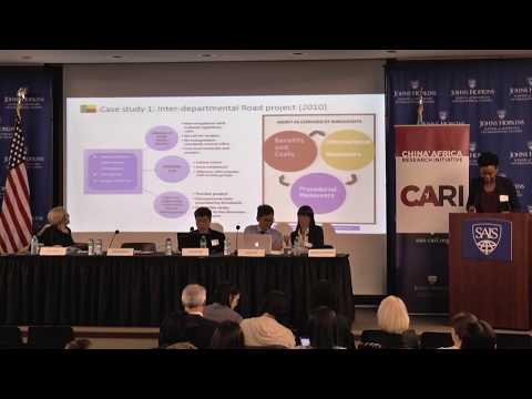 4th Annual CARI Conference - PANEL 2: African Agency and Strategic Bargaining