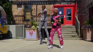 Tink & Stix dance to Chance The Rapper Ballin Flossin