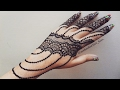 Beautiful new stylish jewellery style henna mehndi designs for hands for eid,diwali,weddings