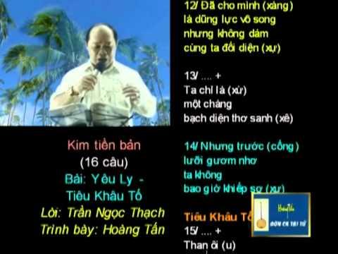 dacohoailang.com - Kim tiền bản