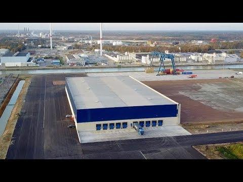 LOGISTICS.TV 20: Gheys opent nieuwe spraakmakende hub en terminal in Beringen