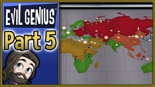 Evil Genius Gameplay - Part 5 - Let