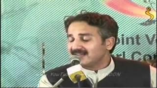 Haroon bacha Nice Ghazal Wrane Stargi Darman 2012