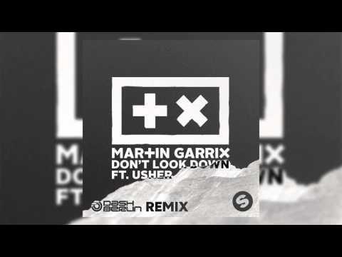 Martin Garrix Ft. Usher - Don't Look Down (Dash Berlin Remix) (Official Audio)