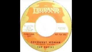 Sheiks - Cocoanut Woman (Legrand 1016) 1961