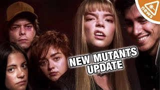 "Is ""The New Mutants"" Joining the Marvel Cinematic Universe? (Nerdist News w/ Amy Vorpahl)"