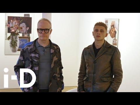i-D in Conversation: Blondey McCoy X Hans Ulrich Obrist