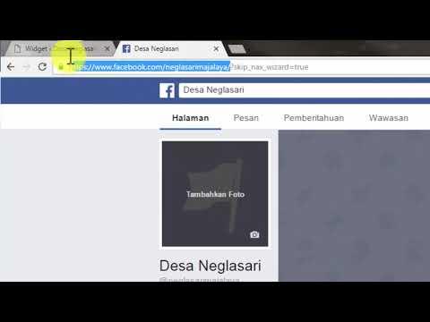 Website Sideka Wordpress Tutorial 8 Menambahkan Widget Facebook dan Twitter thumbnail