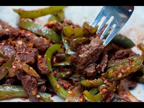 Pakistani Thai Beef Chilli Recipe! Goodbye take-out!