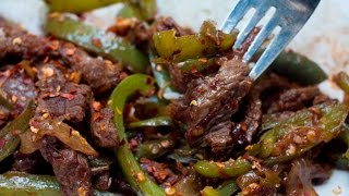 Pakistani Thai Beef Chilli Recipe! Goodbye take-out!