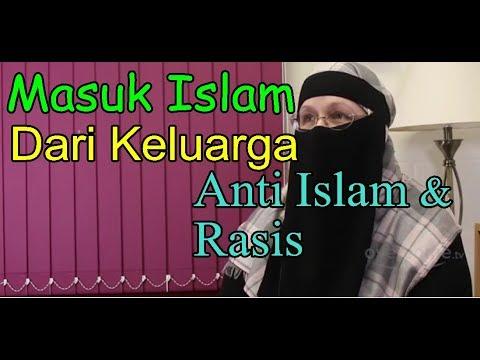 JULIE, WANITA INGGRIS INI MASUK ISLAM SETELAH TERIMA TANTANGAN UTK BUKTIKAN BAHWA AL QUR'AN SALAH !