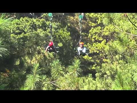 Superman Patricia N Paula @ Treetop Adventure 44è