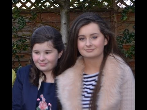 The Rowsome Sisters - Easter Monday 2016