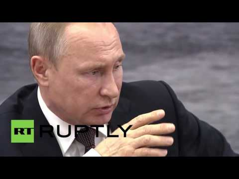 Russia: Cameron may have called EU Referendum to 'blackmail EU' - Putin