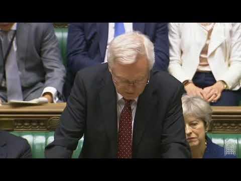 Brexit: EU Withdrawal Bill (Repeal Bill) David Davis 7 Sep 2017 [2]
