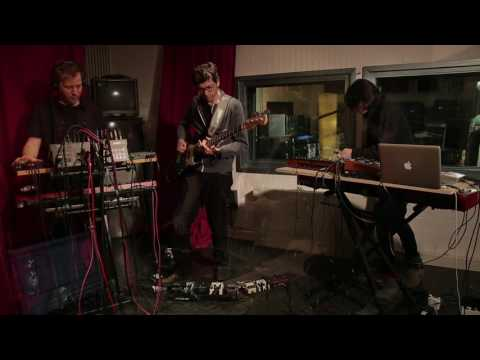 CHAT NOIR live in Mainsound Studio (Frankfurt)