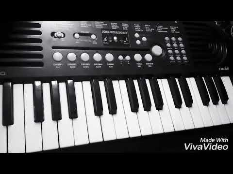 Aai tuz deul sajtay piano by pranil