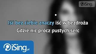 Sylwia Grzeszczak - Bezdroża feat. Mateusz Ziółko (karaoke iSing)