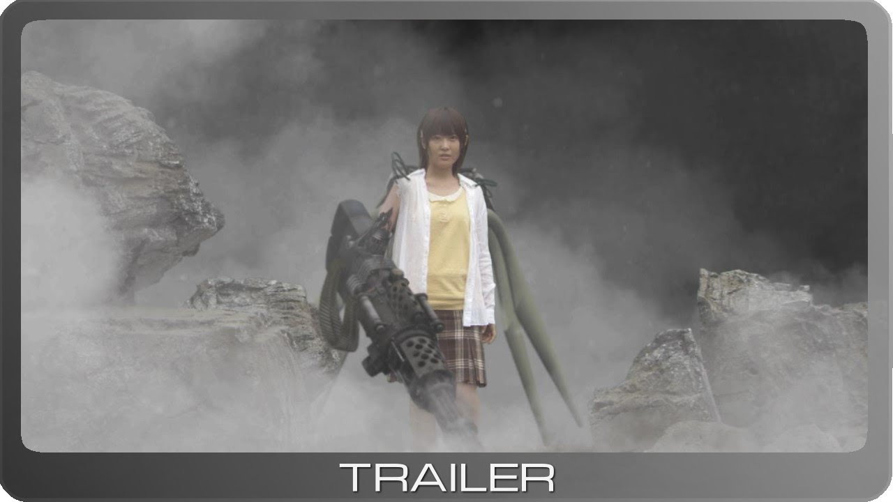 Saikano: The Last Love Song on This Little Planet ≣ 2005 ≣ Trailer ≣ German | Deutsch ≣ OmU