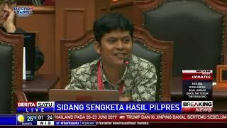 Tim Hukum Jokowi Cecar Materi Pelatihan ke Saksi Anas