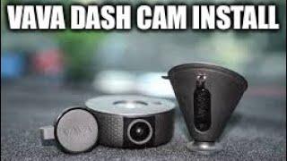 Installing VAVA Dash Cam