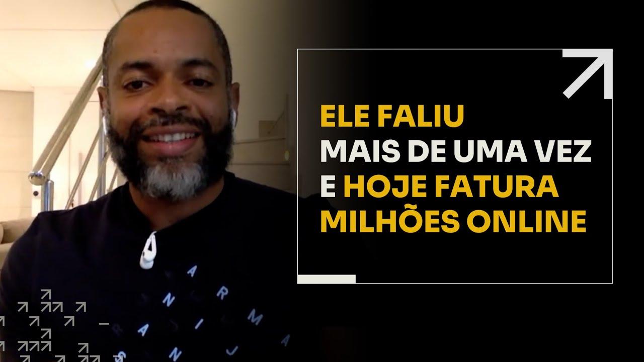 ELE FALIU MAIS DE UMA VEZ E HOJE FATURA MILHÕES ONLINE   ERICO ROCHA