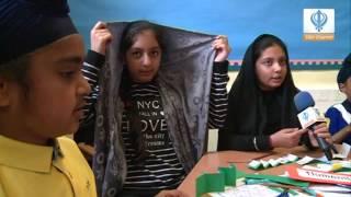 Sikh Channel Special: Kids Sikhi Camp - Guru Nanak Sikh Academy, Hayes