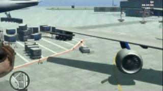 GTA 4 - Multiplayer - Deathmatch in Airport