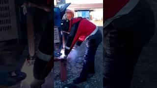видео Сварочный агрегат Уралтермосвар АДД-4004М (Д-144)