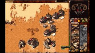 Dune 2000 Harkonnen Mission 4 (Hard)