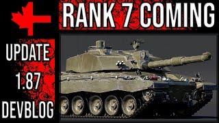 War Thunder - Rank 7 Coming, Time to Rebalance Economy