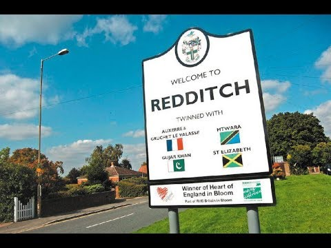 Peter Hemming's Tourist Guide to Redditch