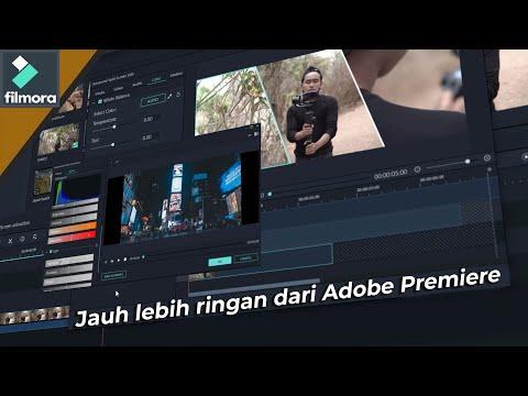 Tutorial Filmora 9 Buat Pemula: Software Video Editing Yang Ramah Sama Hardware