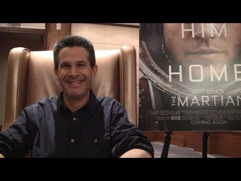 Simon Kinberg on 'The Martian', Drew Goddard, &x2018Dead;pool', and More