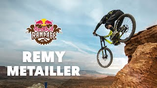 Red Bull Rampage 2015: Remy Metailler GoPro Qualifier Run