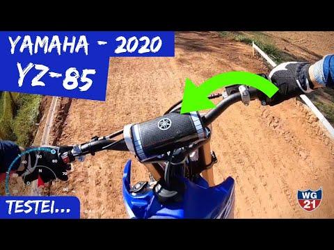 Review Yamaha YZ-85cc - Andei top, Ou Qua?
