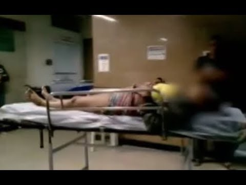 Jovem é agredida a golpes de faca pelo ex-marido