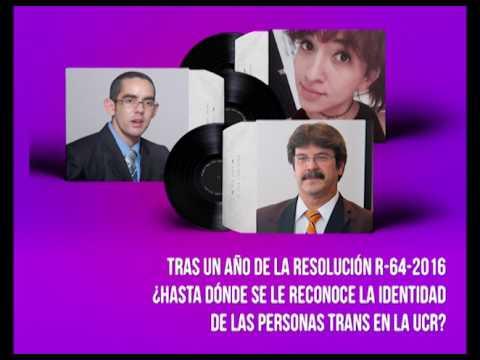 Reconocimiento de identidad trans pendiente para docentes UCR