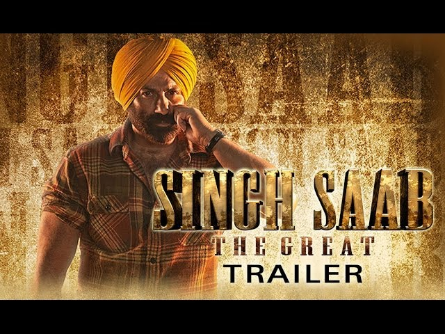 Singh Saab The Great - Theatrical Trailer Travel Video