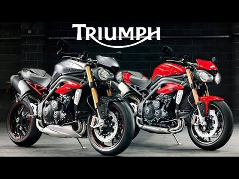 2016 triumph speed triple r and speed triple s revealed - youtube