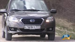 Datsun on-DO: тест-драйв