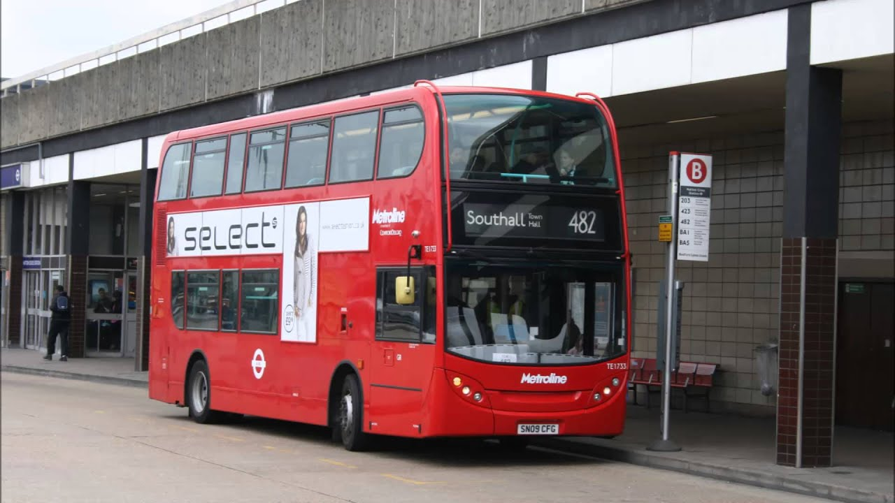 London Bus Route Changes 21 March 2015 Youtube