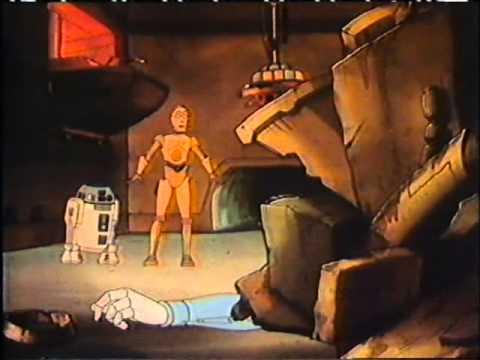 Droidi - Epizoda 4,Trka do kraja